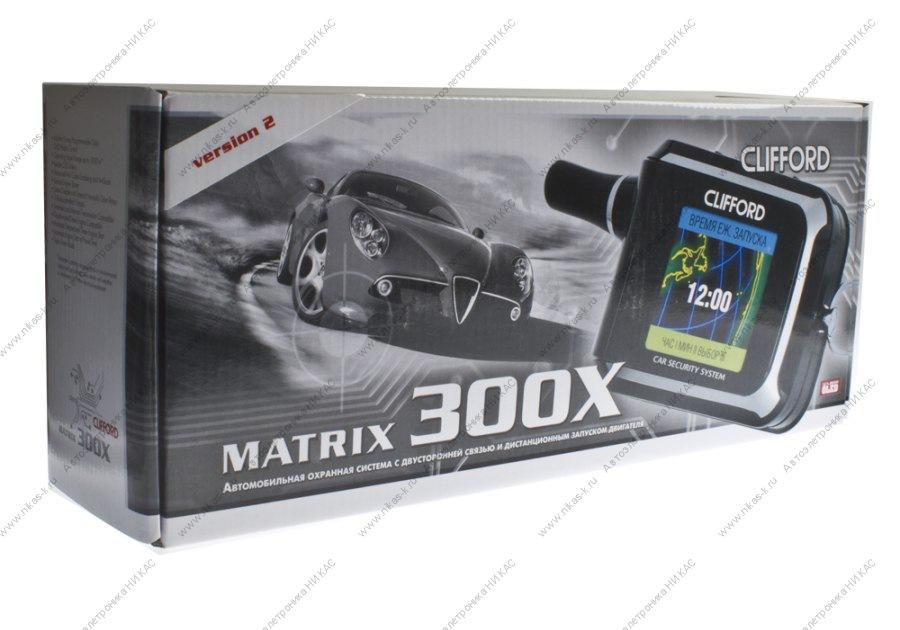 clifford matrix 300x
