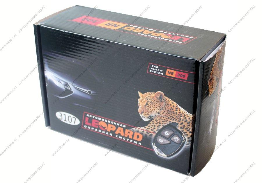 Автосигнализация Леопард Nr 300 Инструкция - фото 11